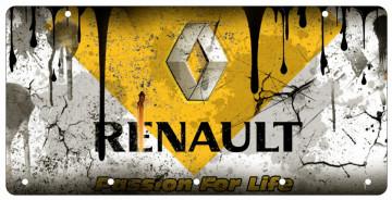 Chaveiro em Acrílico com Renault