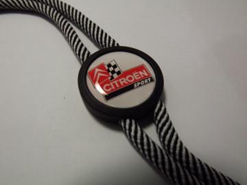 Fita Porta Chaves (lanyard) de Pescoço Ajustável para Citroen Sport