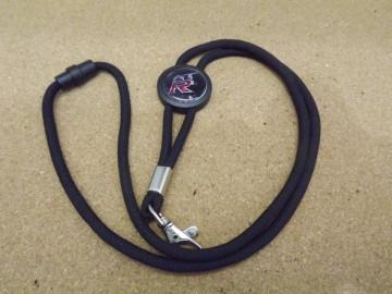 Fita Porta Chaves (lanyard) de Pescoço Ajustável para Nissan GT R
