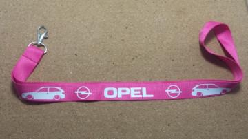 Fita Porta Chaves -  Opel Astra F 3 portas