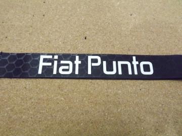 Fita Porta Chaves para Fiat Punto