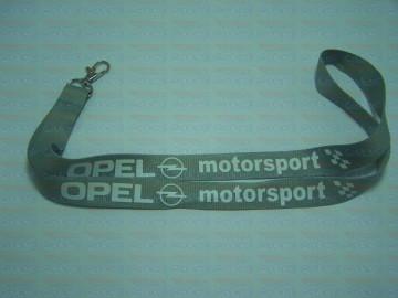 Fita Porta Chaves para Opel MotorSport