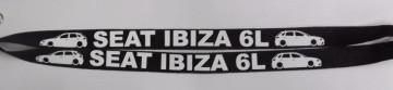 Fita Porta Chaves para Seat Ibiza 6L (5 portas)