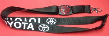 Fita Porta Chaves Para Toyota