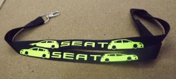 Fita Porta Chaves - Seat Leon 1P 5P