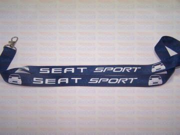 Fita Porta Chaves - Seat Sport 6K2 Traseira