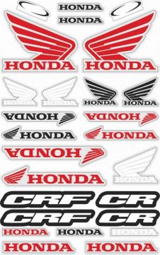 Folha / Pack de Autocolantes - Honda