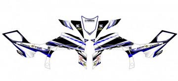 Kit Autocolantes Para YAMAHA YFZ 450R 09-13