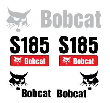 Kit de Autocolantes para BobCat S185