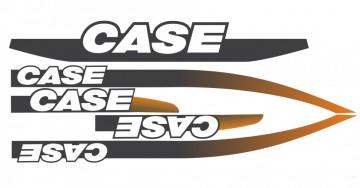Kit de Autocolantes para CASE CX160B