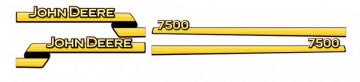 Kit de Autocolantes para JOHN DEERE 7500