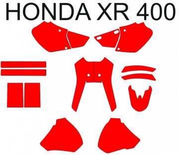 Molde - Honda XR 400