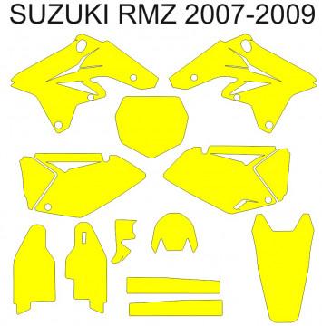 Molde - SUZUKI RMZ 250 2007 2008 2009
