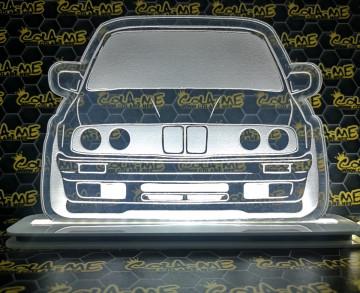 Moldura / Candeeiro com luz de presença - BMW E30