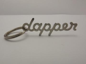Porta Chaves com silhueta  Dapper