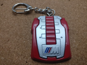 Porta Chaves de Tampa de motor para  BMW ///M