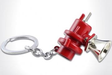 Porta Chaves - Dump Valve (Blow off valve) - Vermelha