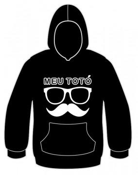 Sweatshirt com capuz - Meu Totó