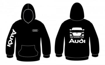 Sweatshirt com capuz para Audi A7