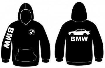 Sweatshirt com capuz para Bmw E30 Coupe