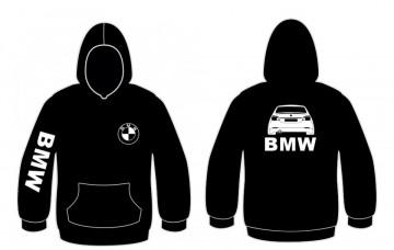 Sweatshirt com capuz para BMW E60