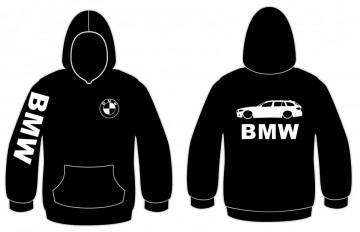 Sweatshirt com capuz para Bmw F11