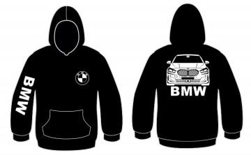 Sweatshirt com capuz para BMW Série 1 F40
