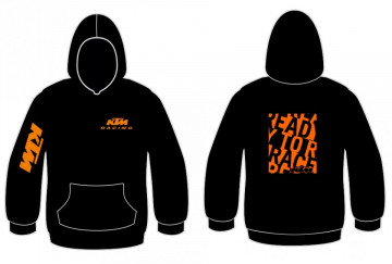 Sweatshirt com capuz para KTM Ready to Race