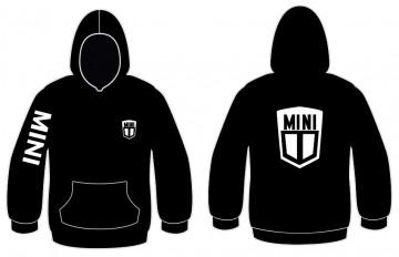 Sweatshirt com capuz para Mini Clássico
