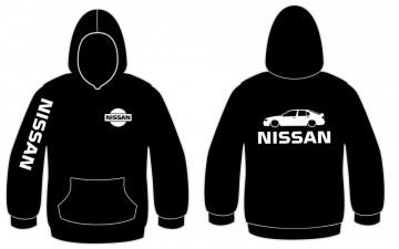 Sweatshirt com capuz para Nissan Primera