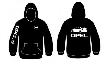 Sweatshirt com capuz para Opel Astra G