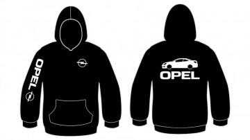 Sweatshirt com capuz para Opel Astra H Cabrio