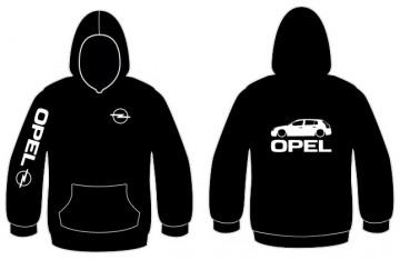 Sweatshirt com capuz para Opel Signum