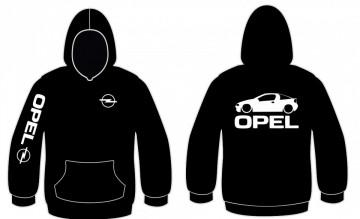 Sweatshirt com capuz para Opel Tigra
