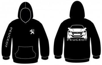 Sweatshirt com capuz para Peugeot 208