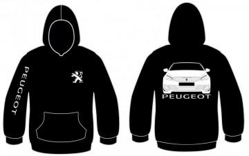 Sweatshirt com capuz para Peugeot 308