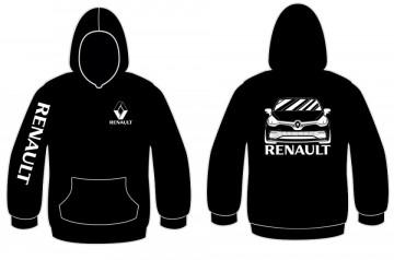 Sweatshirt com capuz para Renault Clio RS200