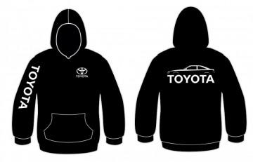 Sweatshirt com capuz para Toyota Celica ST162/ ST160