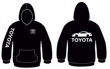 Sweatshirt com capuz para Toyota Celica T20