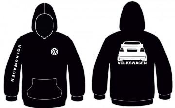 Sweatshirt com capuz para Volkswagen Golf III Cabrio
