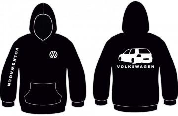 Sweatshirt com capuz para Volkswagen Golf IV