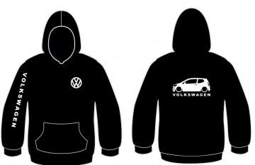 Sweatshirt com capuz para Volkswagen UP