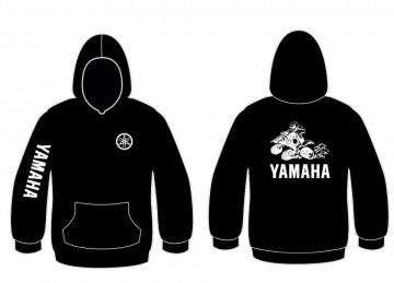 Sweatshirt com capuz  para Yamaha Mota