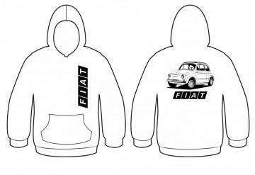 Sweatshirt para Fiat 500