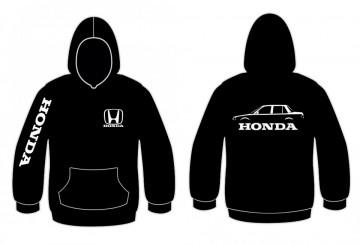 Sweatshirt para Honda Civic terceira geração