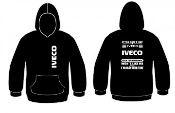 "Sweatshirt para "" If you don't like "" IVECO"