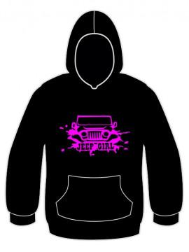 Sweatshirt para Jeep Girl