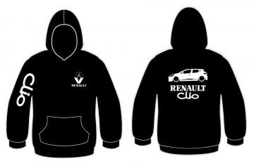 Sweatshirt para Renault Clio 4