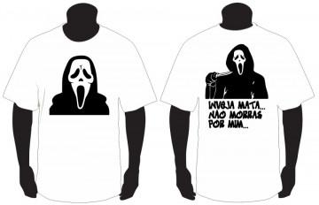 T-shirt  - Inveja mata, não morras por mim...