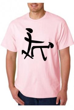 T-shirt  - Letras Chinesas